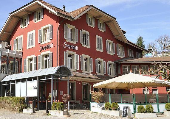 ZIEGELHUSI GASTRONOMIE HOTEL BERN